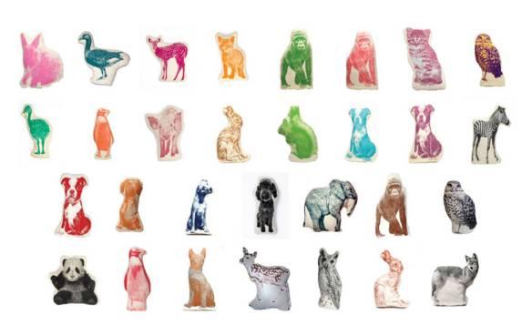 decoracion sevilla-cojines de animales