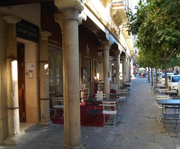 Cafeteria- Sevilla- Vintage
