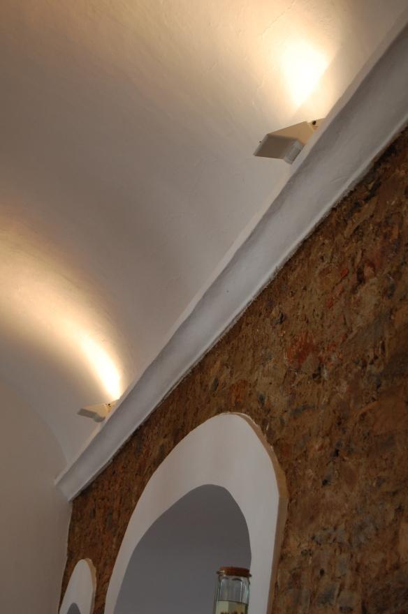 Convento de la parra-iluminación de restaurantes- decoracion sevilla