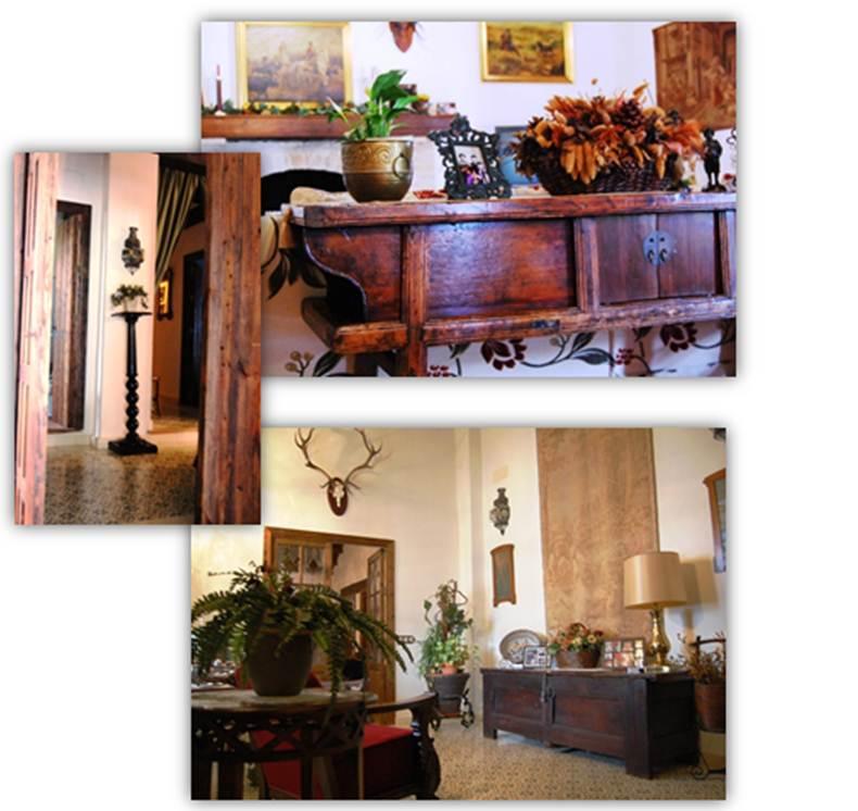 Una hacienda con solera decoracion sevilla - Muebles decoracion sevilla ...