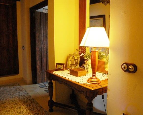cortijo andaluz-lamparas marroquis-decoracion sevilla