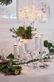 centro de mesa con hiedra-decoracion boda con encanto-decoracion sevilla