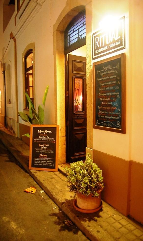 restaurante acogedor portugal-decoracion sevilla