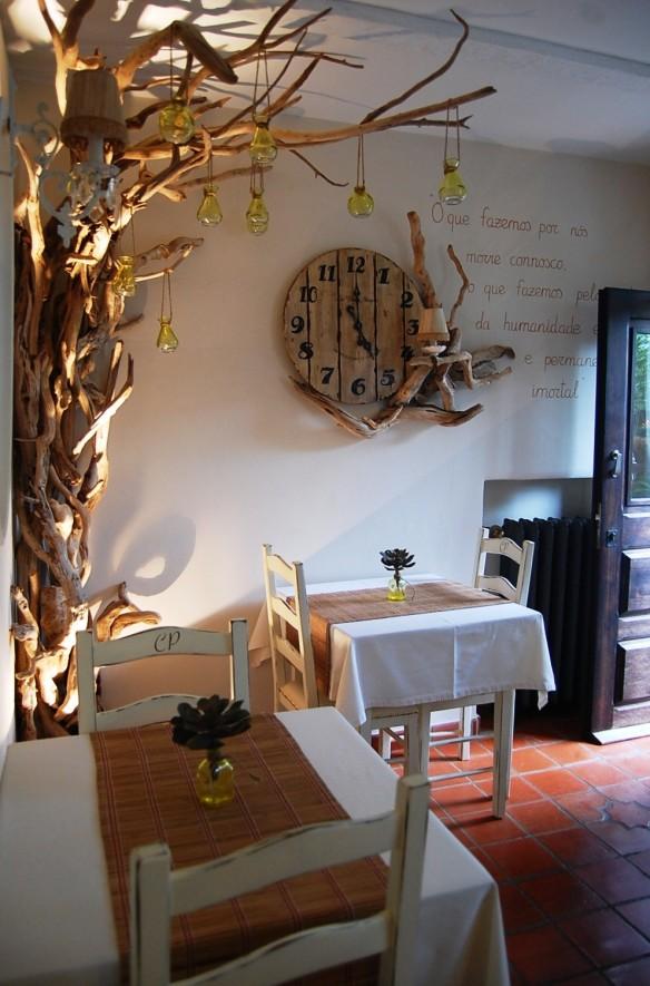 comedor estilo nordico, decoracion hotel, decoracion sevilla