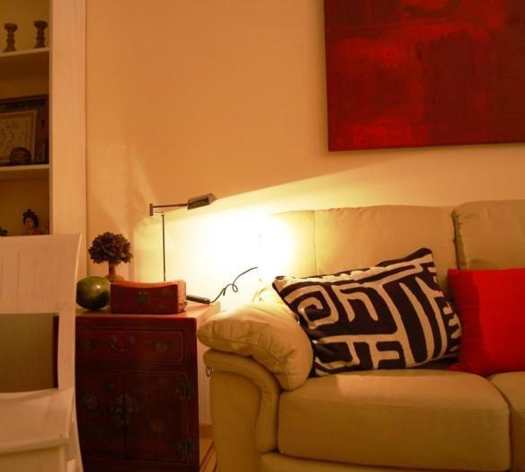 iluminacion de salon-decoracion sevilla