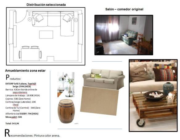 salon-comedor-amueblar-mesa-sofa-iluminacion-cortina-decoracion-sevilla